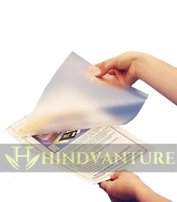 HINDVANTURE LAMINATION SHEET