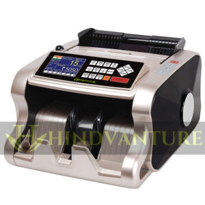 VALUE COUNTING MACHINE WITH FAKE NOTE DETECTOR