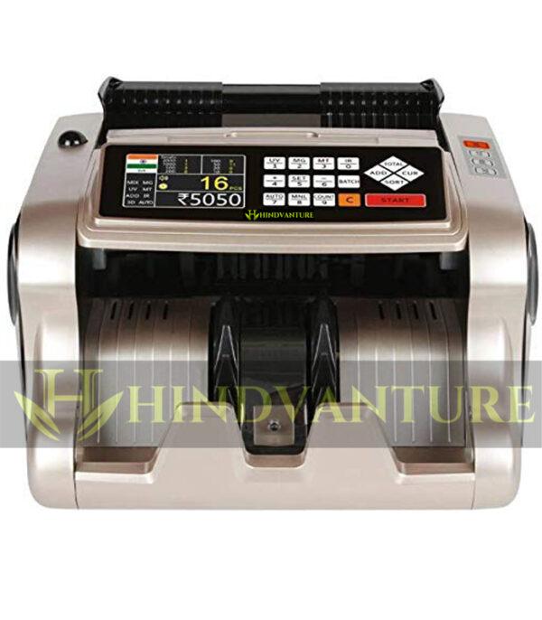 hindvanture value counting machine