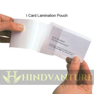 i card lamination pouch