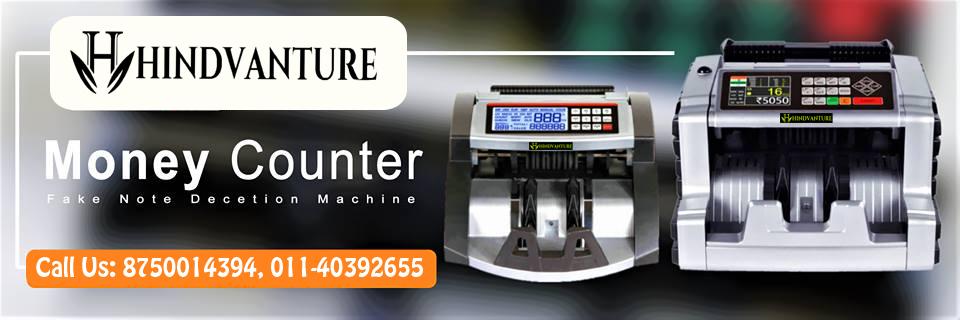 note counting machine in janakpuri