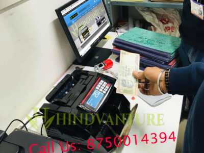 note counting machine in patna