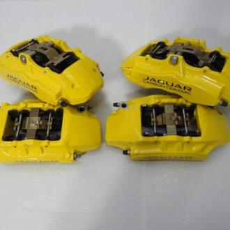 Jaguar Ftype SVR Carbon Fiber Break Calliper - F-B - R-L - (18-20)