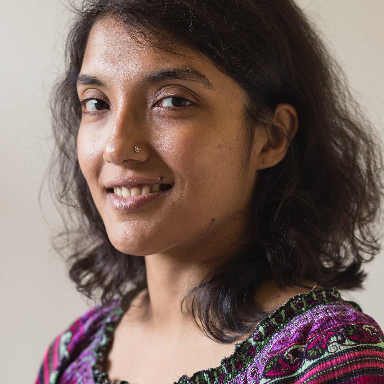 Sohini portrait