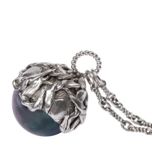 Fluorite Globo Necklace SOLD