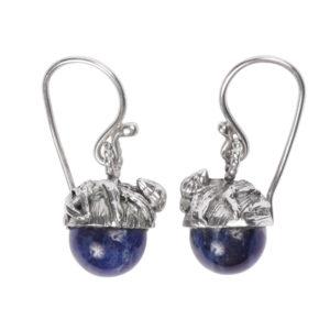 Micro Globo Earrings