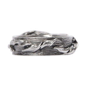 7mm Silver Totem Band