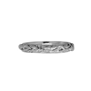 3mm Silver Totem Band