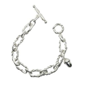 Unearth Bracelet With Acorn Charm