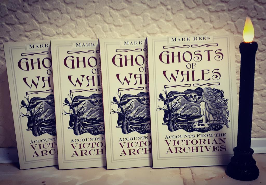 Ghosts of Wales from Mark Rees - books, podcast and events from haunted Wales