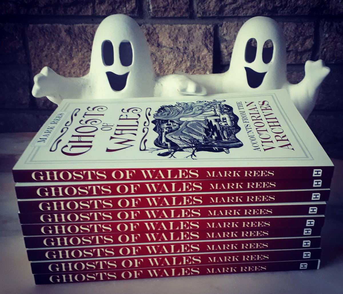 Ghosts of Wales by Mark Rees