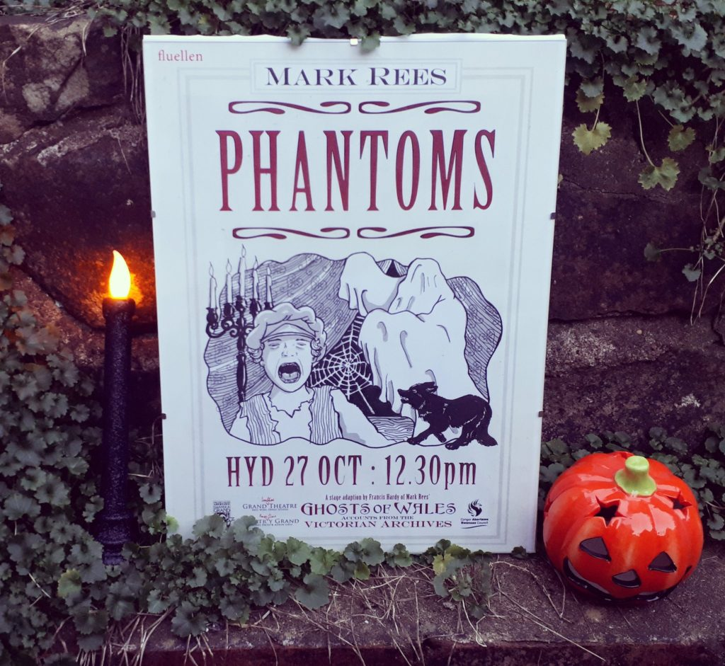 Phantoms: A stage play based on Ghosts of Wales by Mark Rees