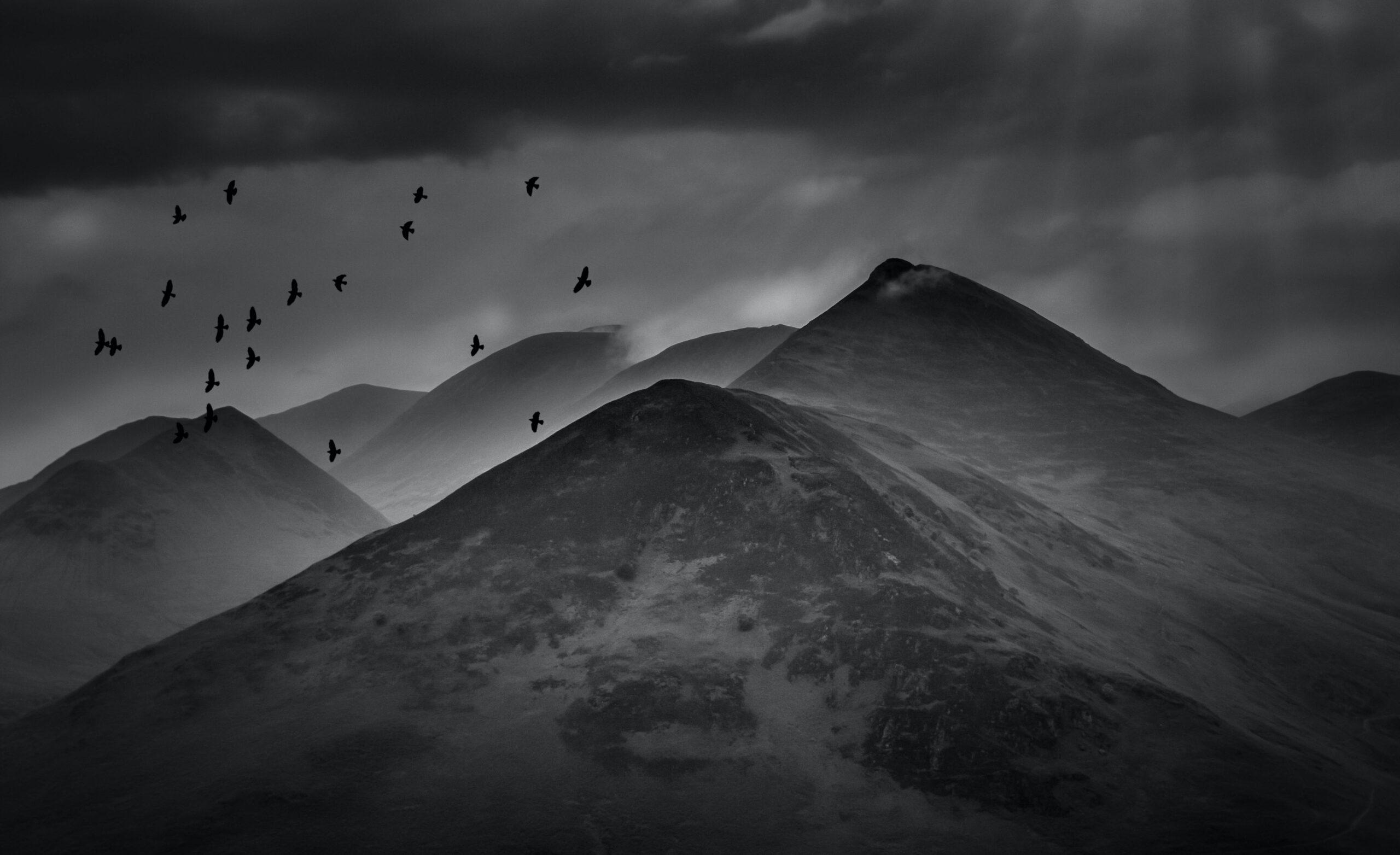 Mountains of Wales photo by Jordan Stimpson on Unsplash