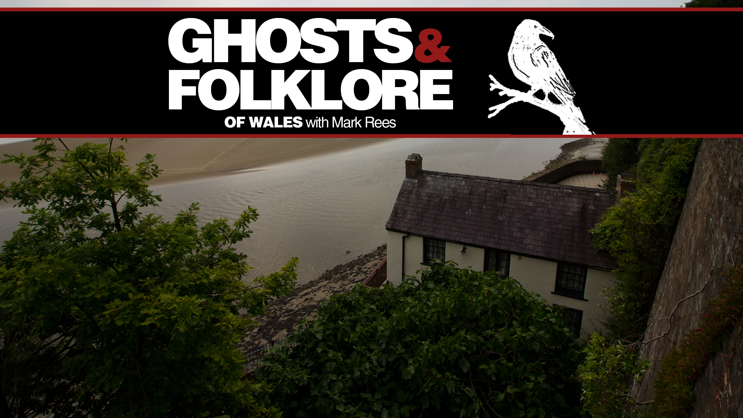 The Ghost of Dylan Thomas, and his many haunts in Wales and the world: Ghosts and Folklore of Wales with Mark Rees podcast EP08