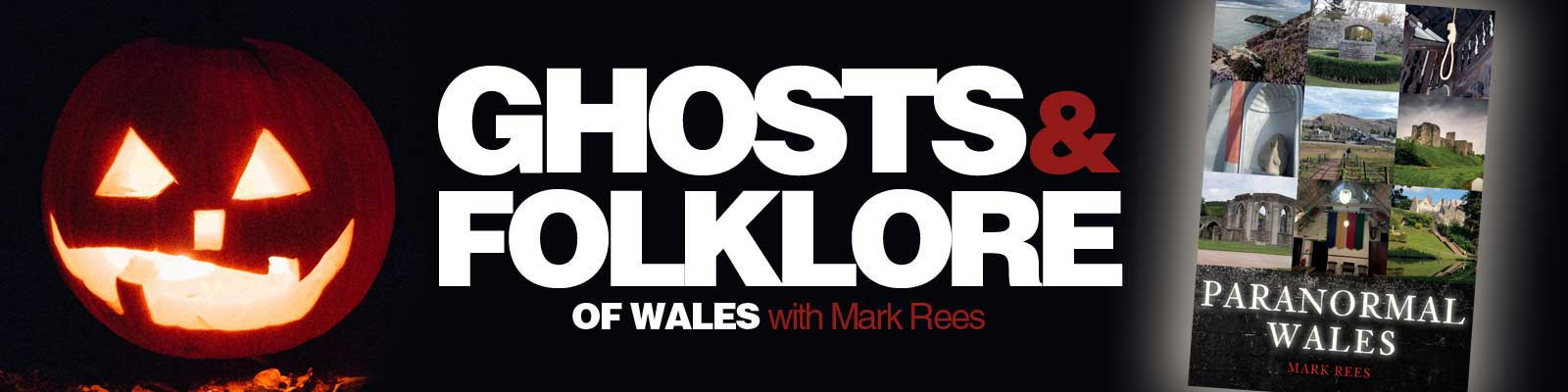 Mark Rees shortlisted for Best Book and Best Podcast at Paranormal Entertainment Awards