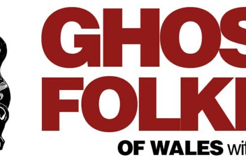 Ghosts & Folklore of Wales podcast with Mark Rees - real-life Welsh ghost stories and folk tales