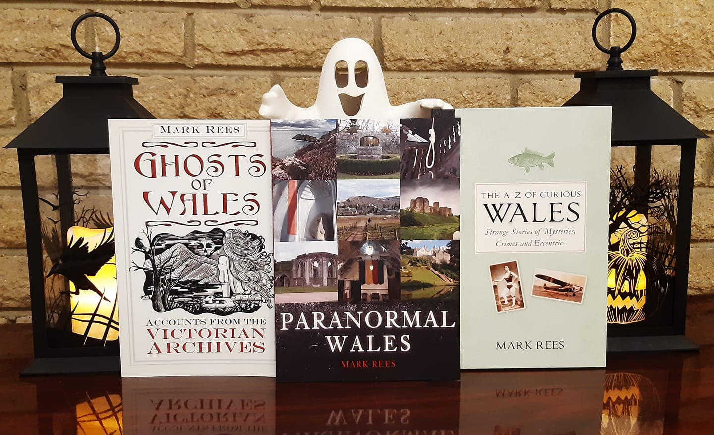 Welsh ghost books for Halloween: perfect Nos Calan Gaeaf reading!