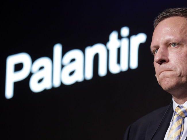 Palantir: Data Firm Now Worth Billions