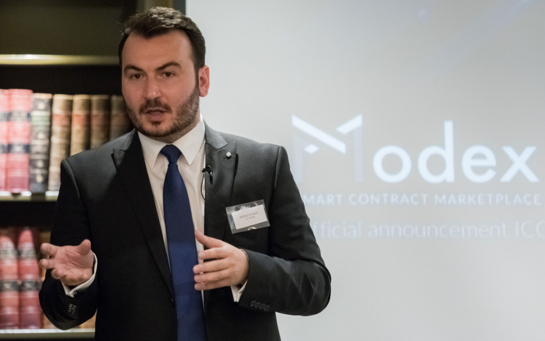 Modex: Healthcare's New Blockchain Hero