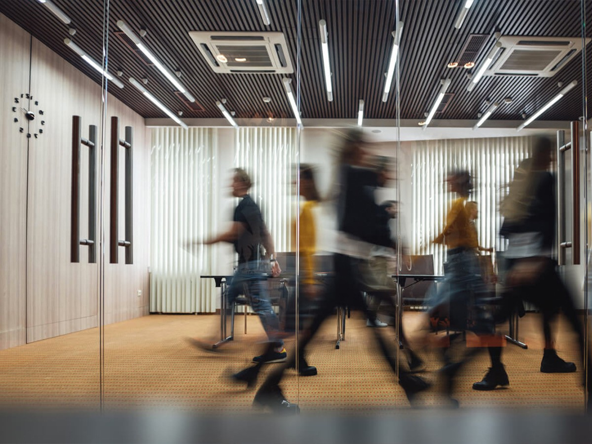 Burnout: Blurring the Lines Between Home and Office