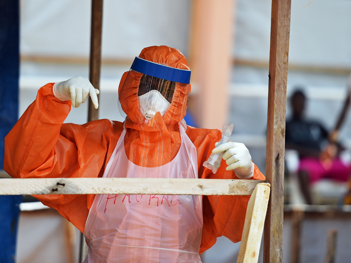 It's Too Much: The Struggle of Pandemic Health Workers