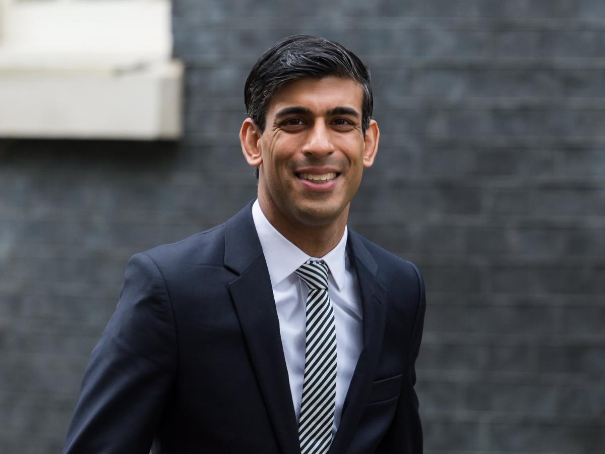 Rishi Sunak: Startups to Lead Age of Entrepreneurship