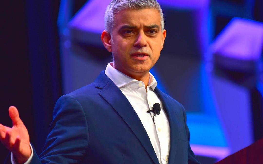 Sadiq Khan: London's Mean Green Eco Machine
