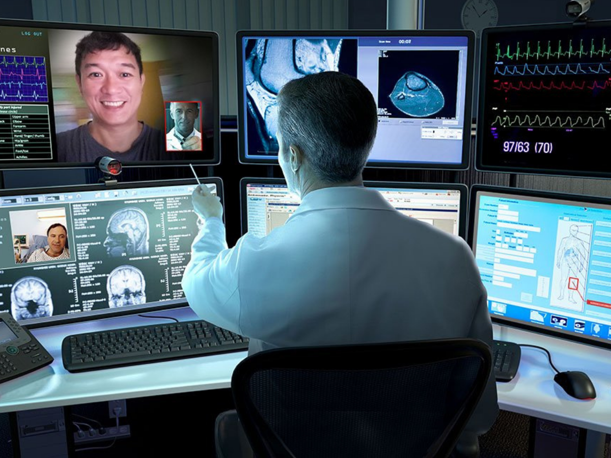What Does the Future of (Tele)Medicine Hold?