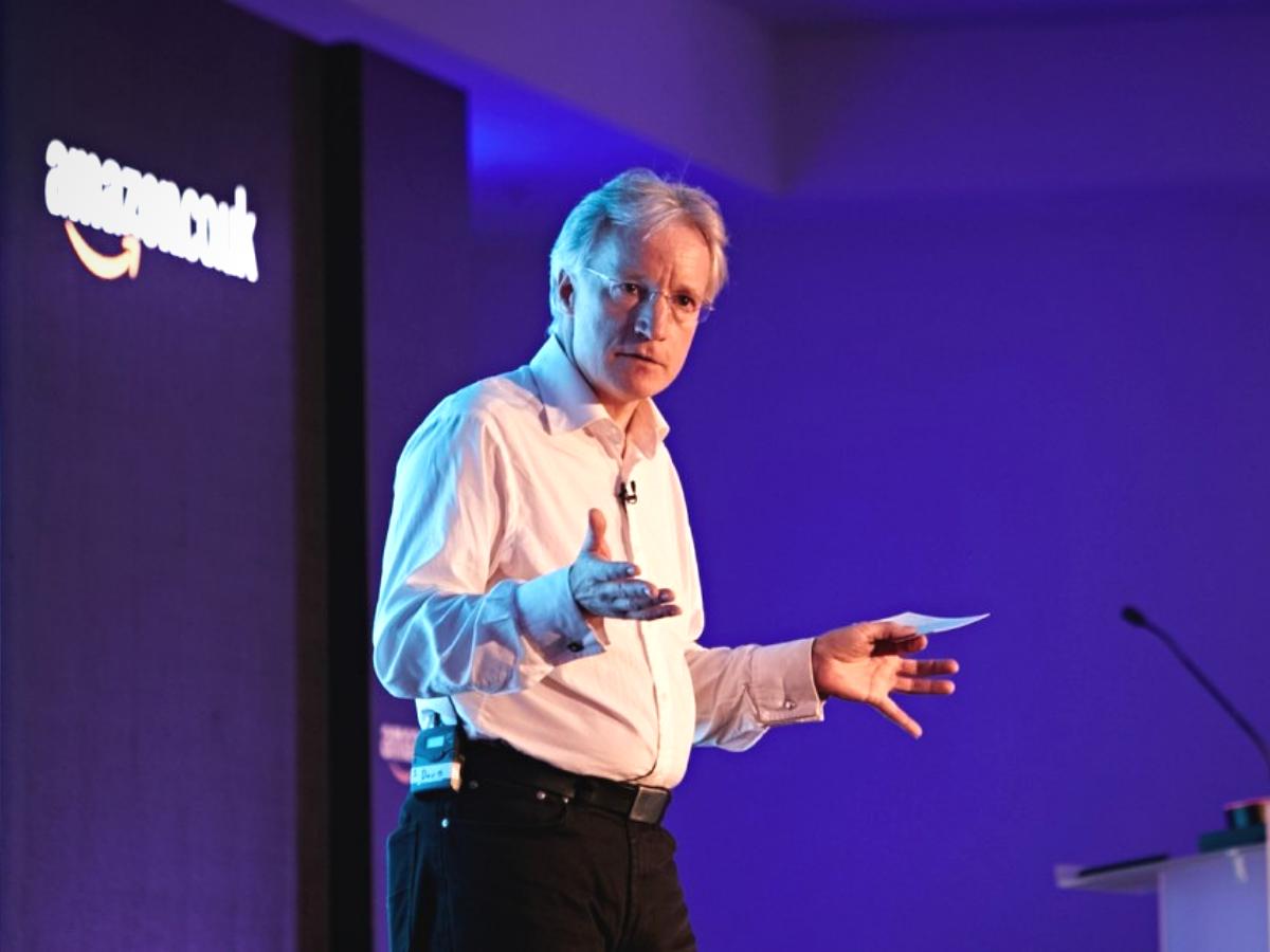 Amazon UK Boss Douglas Gurr in Line for NHS CEO Job