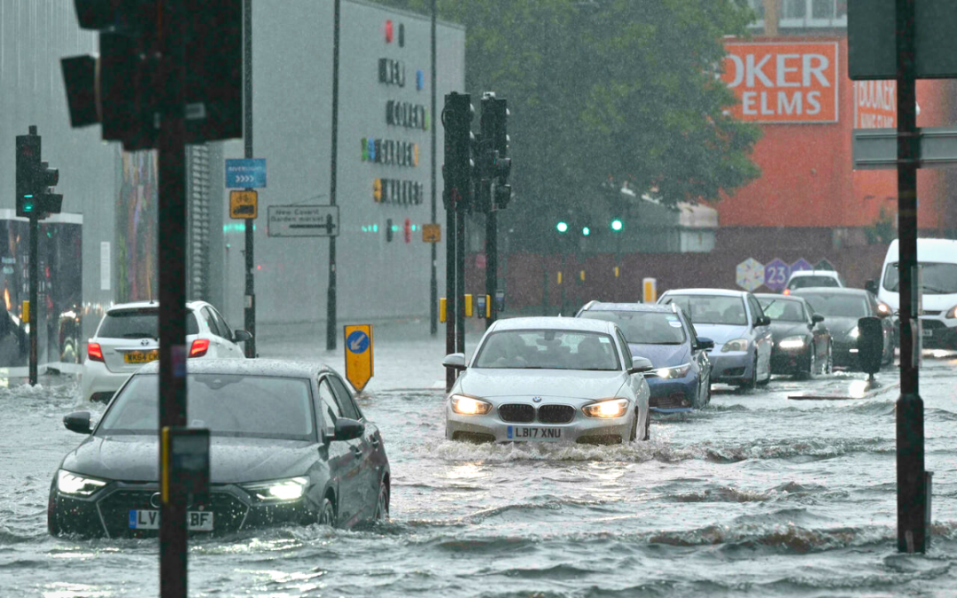 Will Extreme Weather Be Part of the New Normal?