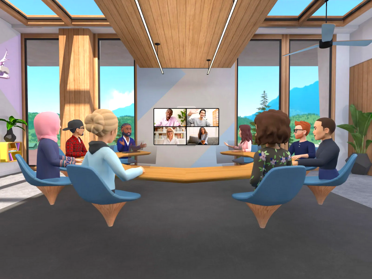 Horizon Workrooms: The Future of Remote Work Spaces?