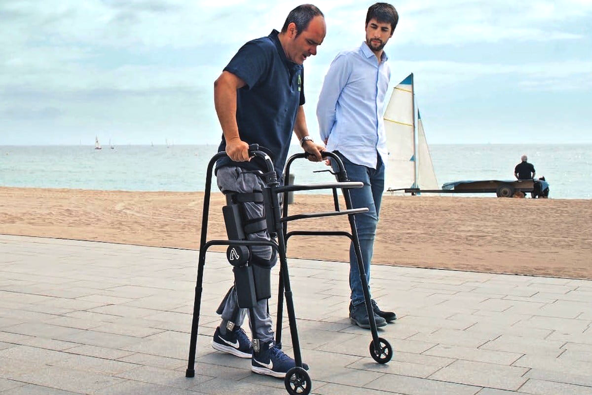 ABLE Human Motion: Returning Mobility to Wheelchair Users