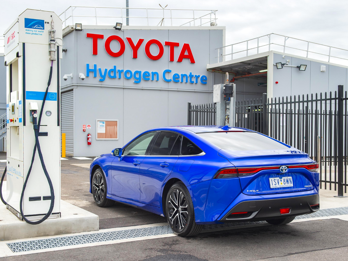 Hydrogen Cars: Are They On The Horizon?