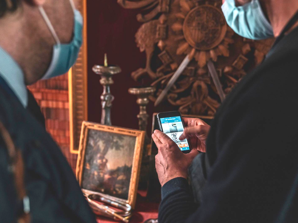 German Government Developing an App to Combat Antiquity Looting