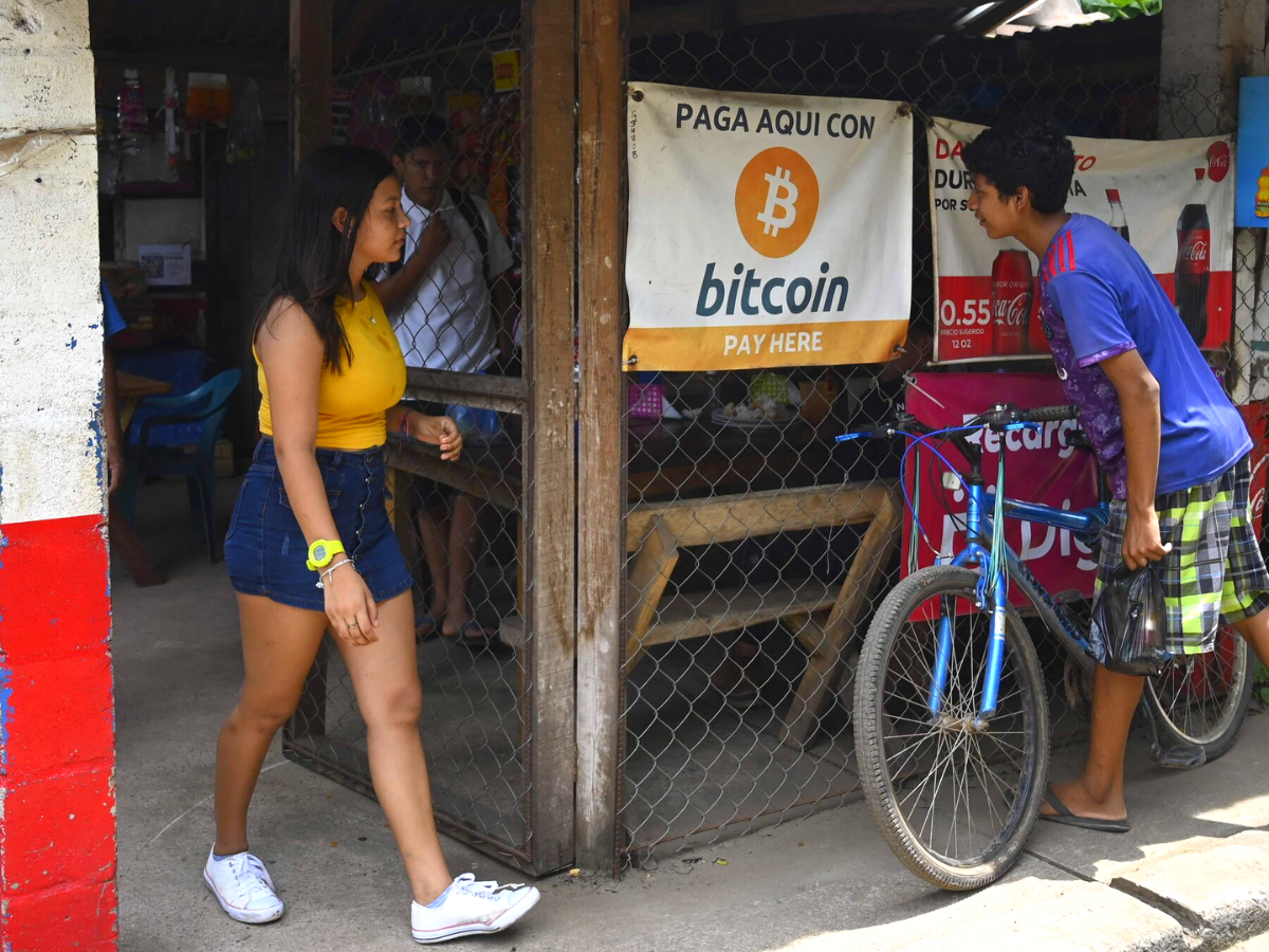 El Salvador Becomes the First to Legalise Bitcoin