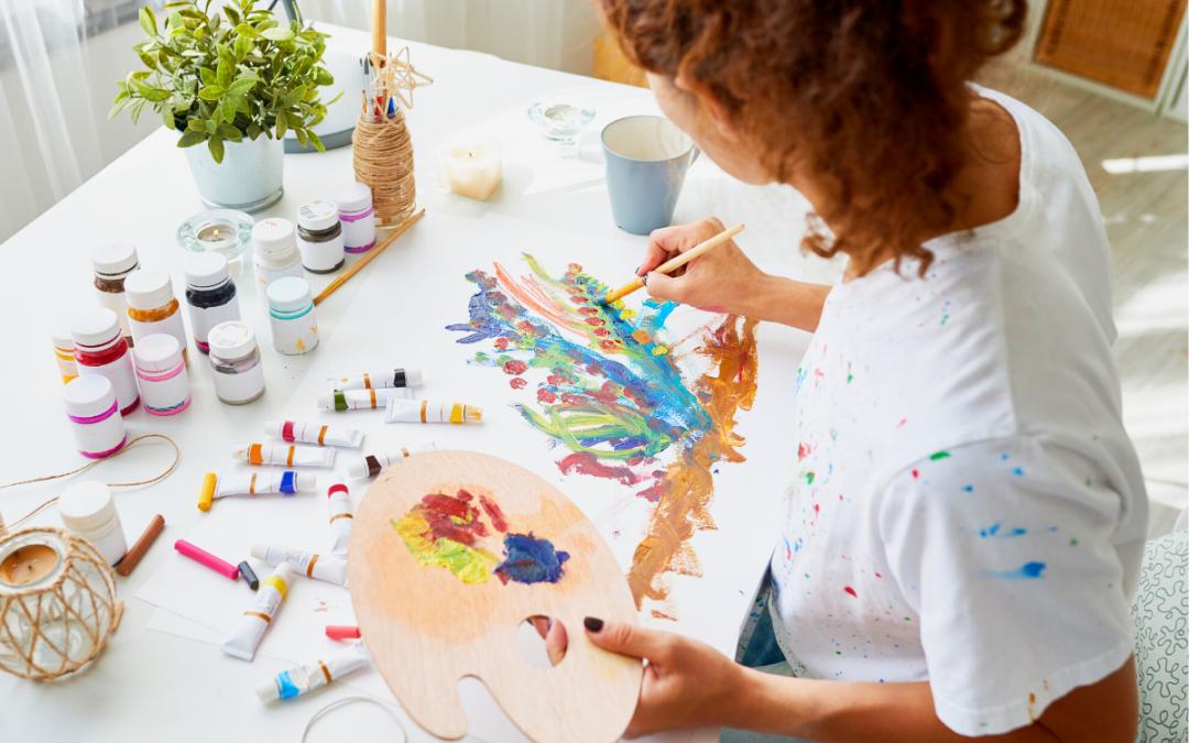 Creativity Quantified: The Secret Behind Creative Hot Streaks