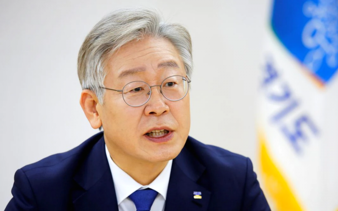 South Korea's 'Bernie Sanders' Pledges Universal Basic Income