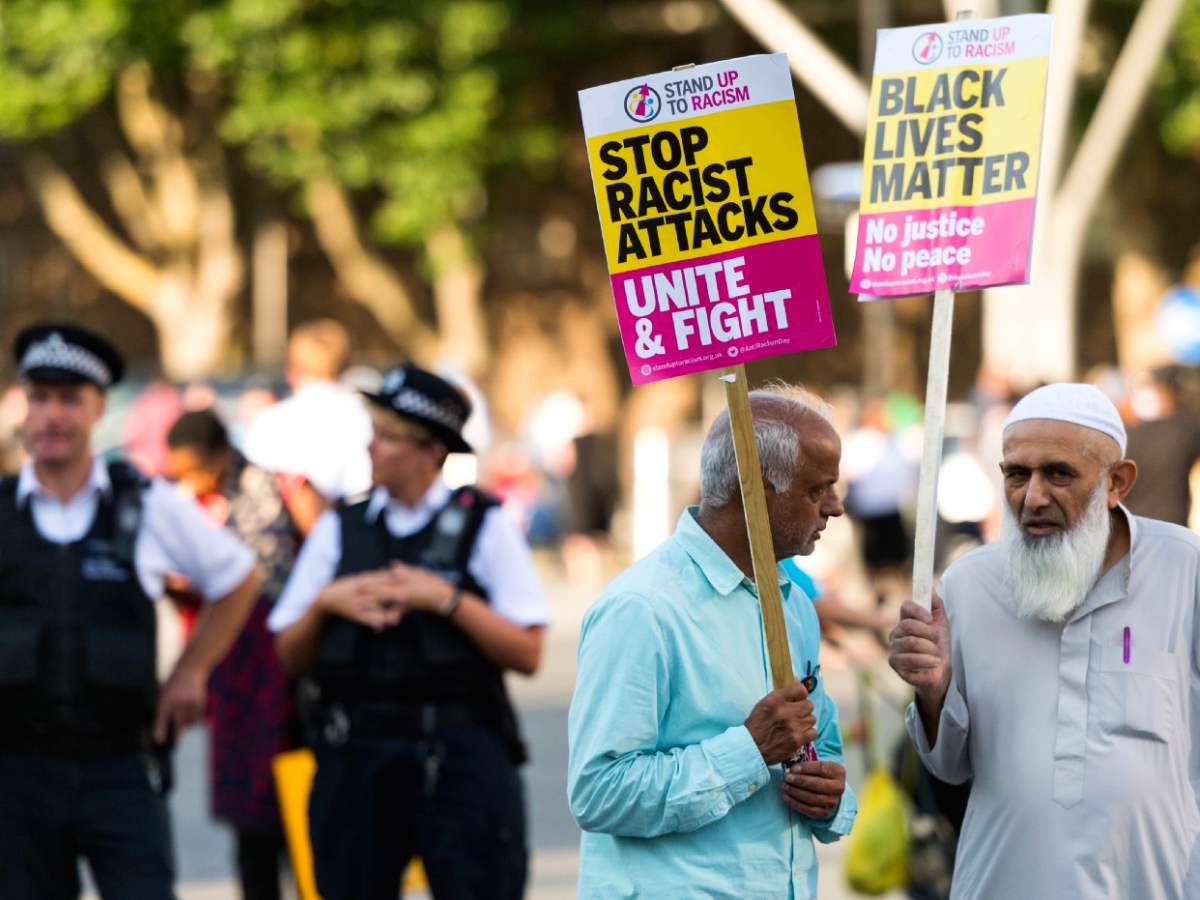 Reported Hate Crimes Have Risen 9% Since the Start of the Pandemic