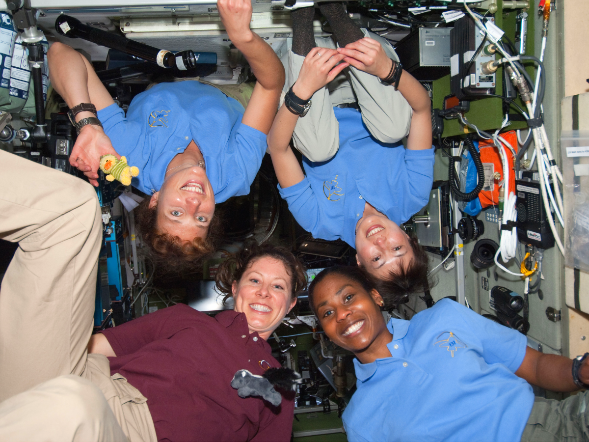 Only 1 in 5 Space Industry Workers Are Women