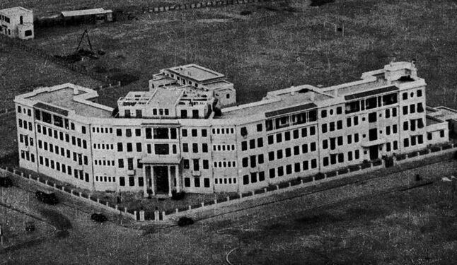 The English School Cairo - Heliopolis, 1939