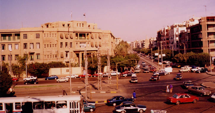 The English School, Cairo - 1998