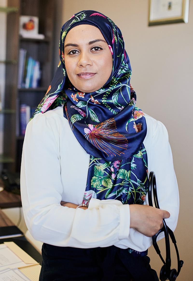 Dr Zaraina Solomons