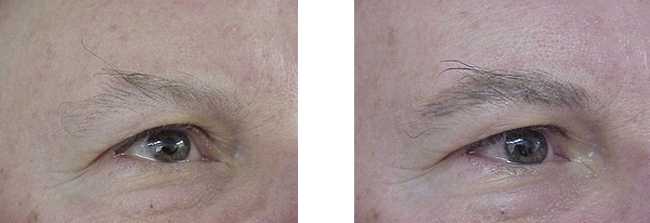 male brow and lash encahncements with permanent makeup
