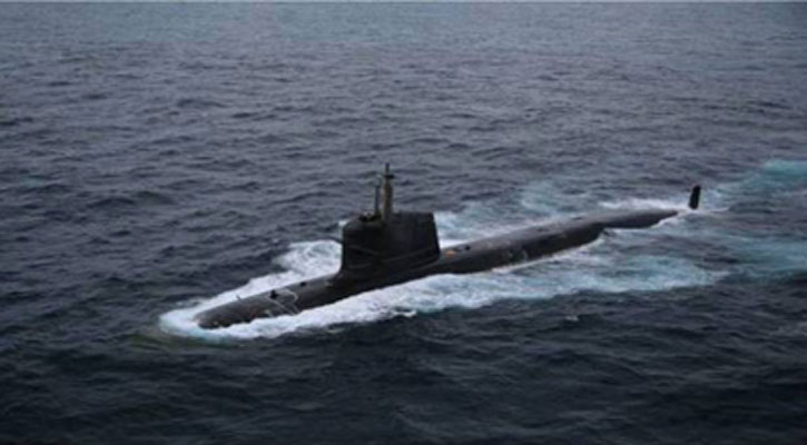 'Not Hitting Indian Submarine, a Gesture of Peace'