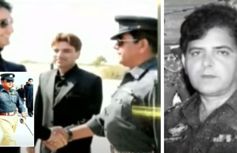 Inducted on fake letter as ASI, man fooling Sindh Police for 32 years gets caught posted as SP