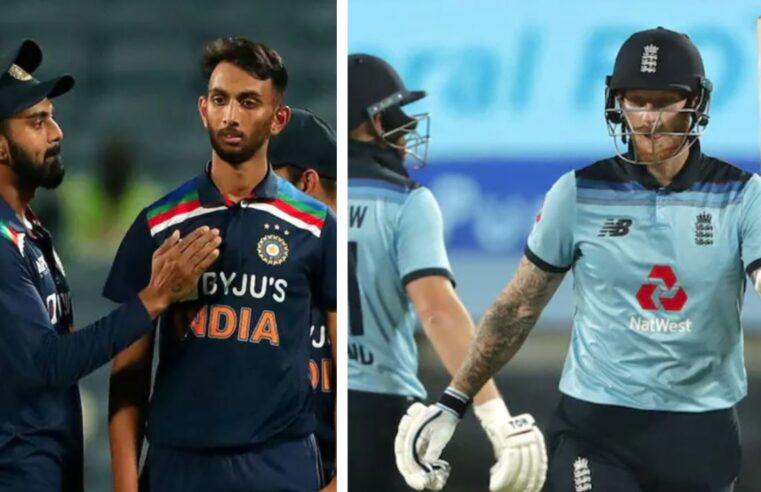 ENGvIND: Ben Stokes and Johnny Bairstow guide England to a convincing six-wicket win