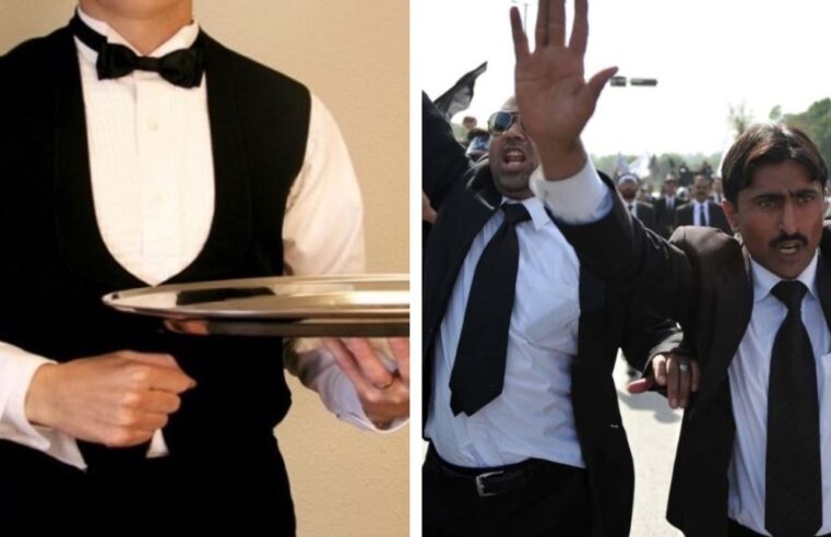 Bar Councils collectively issue statement demanding waiters to stop wearing black suits