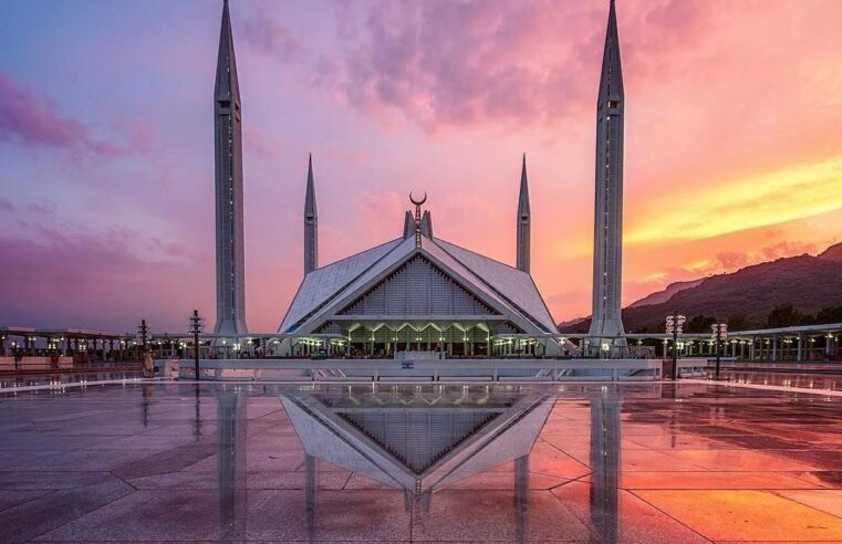 Pakistan's Faisal Mosque ranked among top 50 most beautiful buildings in the world