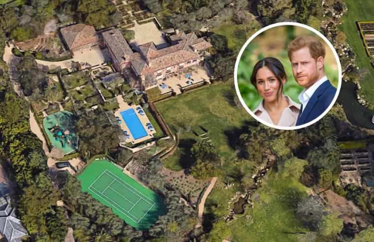 Fundraiser launched to pay off Harry and Meghan's $14.6 Million mortgage closes after raising just $110