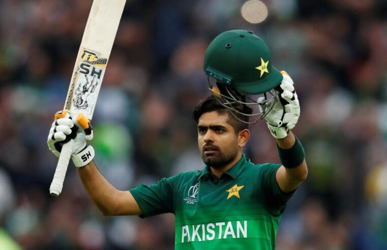 ICC Rankings: Babar Azam rises to 2nd in T20I list